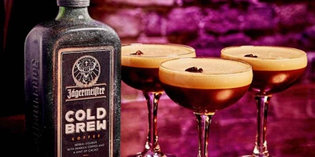 Jägermeister and Caravan Coffee Present: Coffee and Alcohol tickets