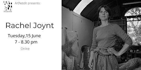 Artist Talk with RACHEL JOYNT tickets