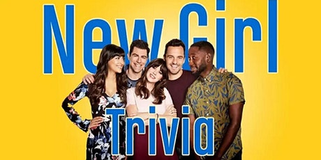 New Girl Trivia Fundraiser (live host) via Zoom (EB) Tickets