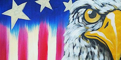 4th of July Painting: The Patriot tickets