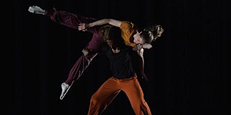 James Wilton Dance Beginner Level digital Contemporary Floorwork Class tickets