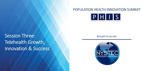 PHIS 2021 - Telehealth Growth, Innovation & Success tickets