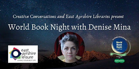 World Book Night with Denise Mina tickets