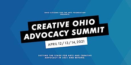 2021 Creative Ohio Advocacy Summit tickets