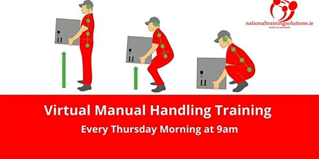 Virtual Manual Handling tickets