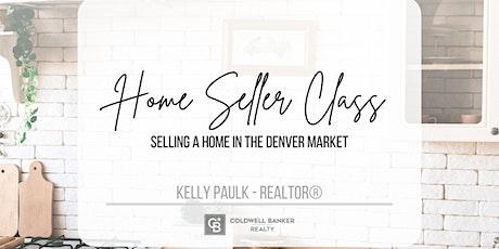 Colorado Home Sellers Seminar- Virtual tickets