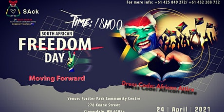 South African Freedom Day tickets