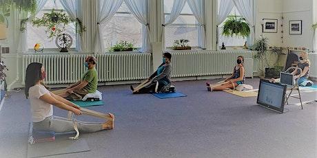 Iyengar Yoga Fundamentals (live-stream) tickets