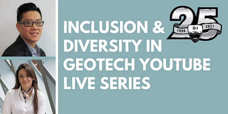 G-I Inclusion and Diversity Series with Conrad Cho tickets