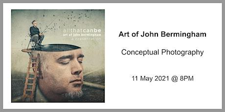 Photography Talk - Art of John Bermingham tickets