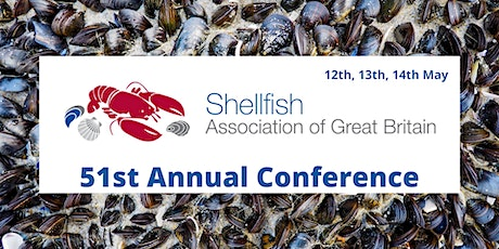 The Shellfish Association of Great Britain's 51st Annual Conference tickets