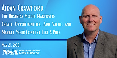 Aidan Crawford: The Business Model Makeover tickets