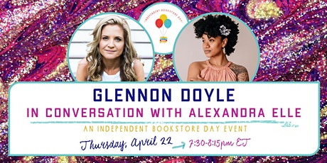 IBD Presents: Glennon Doyle in Conversation with Alexandra Elle Tickets