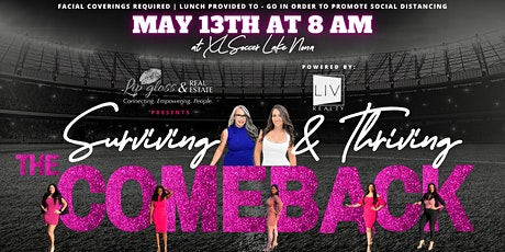 "Surviving & Thriving ""The Comeback"" Conference 2021 tickets"
