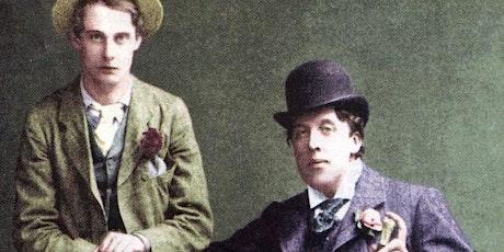 Oscar Wilde's London and Paris tickets