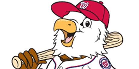Nationals Childcare tickets