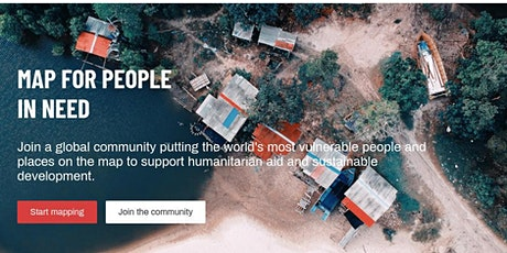 Mapping for Good: Humanitarian Mapathon Tickets