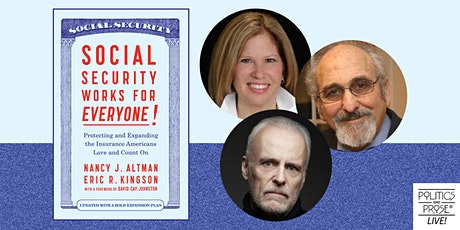 "P&P Live!  ""Social Security Works for Everybody"" Panel tickets"
