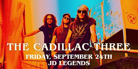 The Cadillac Three with Austin Jenckes tickets