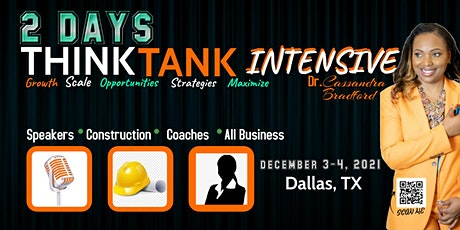 Think Tank Intensive tickets