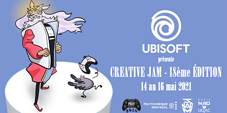 Creative Jam Virtuel - 18e édition tickets