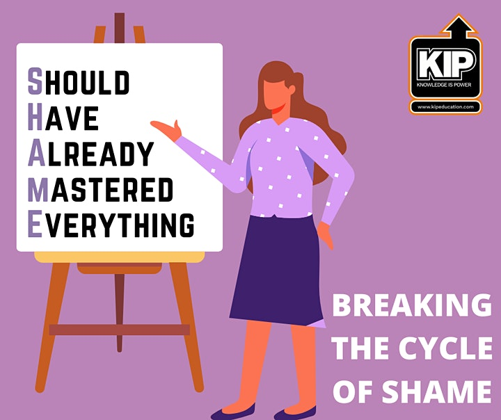 Interactive Webinar: Skills for Working With Shame in Young People image