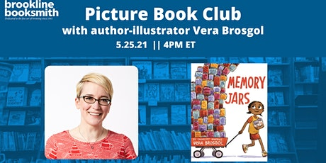 Picture Book Club: Vera Brosgol tickets