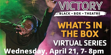 What's In The Box  ***** A celebration of music, art and culture biljetter
