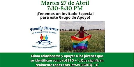Cómo relacionarse y apoyar a los jóvenes que se identifican como (LGBTQ + ) entradas