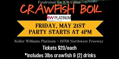KWP CRAWFISH BOIL tickets