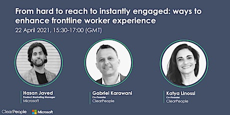 Ways to enhance frontline worker experience tickets