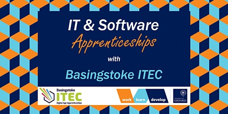 IT & Software Apprenticeships with Basingstoke ITEC | Apprenticeship Expo tickets