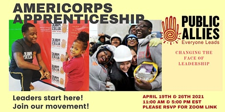 Public Allies AmeriCorps Apprenticeship: Informational Open House tickets