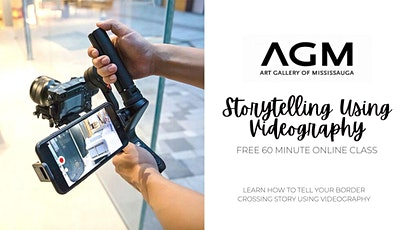 Storytelling Using Videography with Rowdy Media tickets