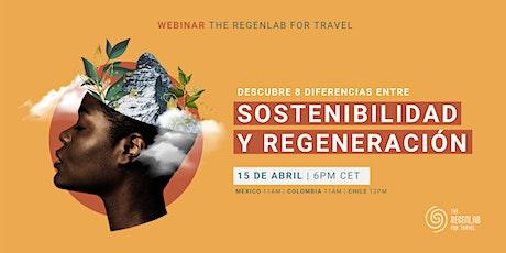 Descubre 8 diferencias entre sostenibilidad y regeneración entradas
