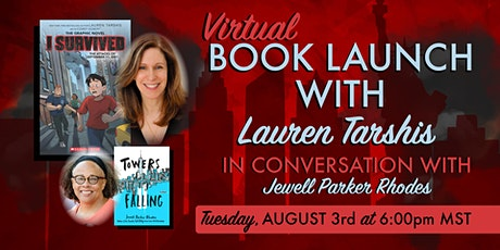 Book Launch with Lauren Tarshis tickets