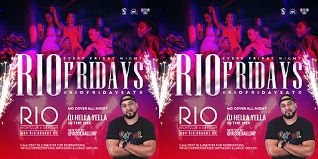 Rio Fridays tickets