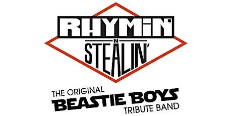 Rhymin' N Stealin' The Original Beastie Boys Tribute Band at Legacy Hall tickets