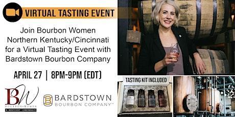 Bourbon Women Virtual Tasting With Bardstown Bourbon Company tickets