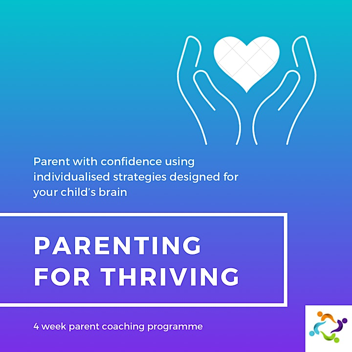 Parenting with the brain in mind: group coaching and support programme image