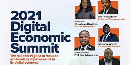 2021 Digital Economic Summit tickets