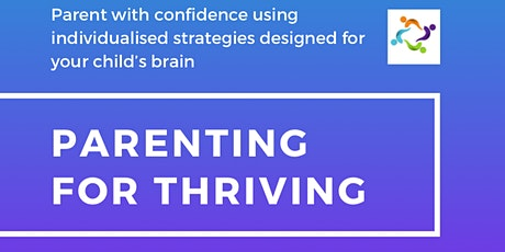 Parenting with the brain in mind: group coaching and support programme tickets
