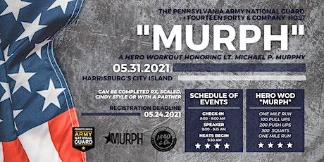 Memorial Day Murph tickets