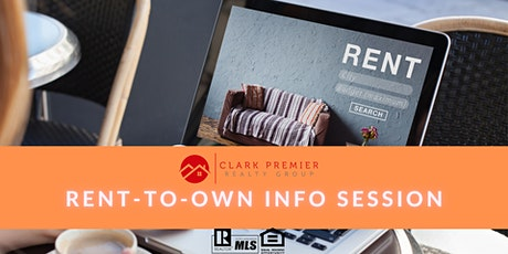 Rent To Own Info Session tickets