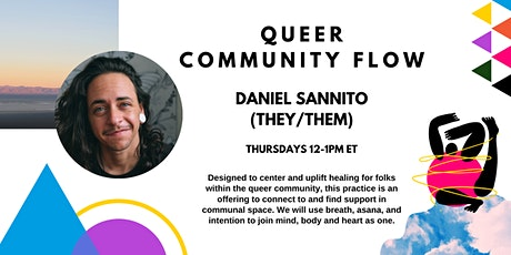 Queer Community Flow (Community Class) tickets