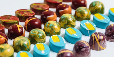 Dallas Chocolate Class | Hand Painted Bonbons tickets