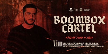 Boombox Cartel // 6.4 // The Venue tickets