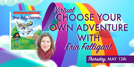 Choose Your Own Adventure with Erin Falligant tickets