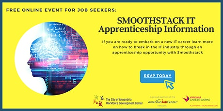 Information Technology Session: Smoothstack Apprenticeship tickets