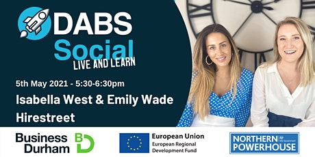 DABS Online Social Networking Live and Learn Event tickets